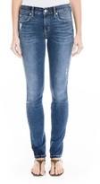 Level 99 Women's Allie Distressed Straight Leg Jeans