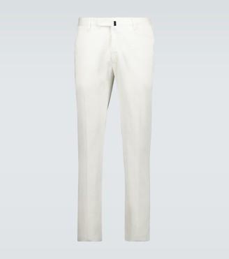 Incotex Baby corduroy pants