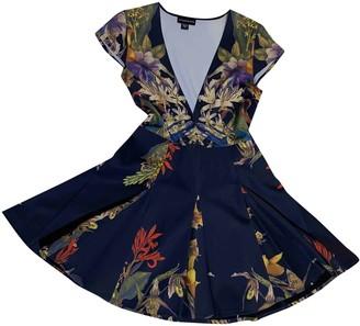 Style Stalker Blue Dress for Women