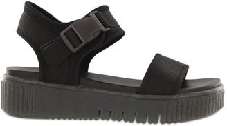 Mia Jacey Mesh-Strap Sandals