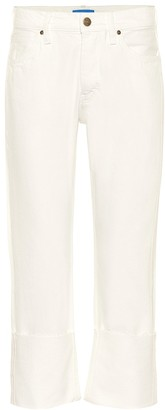 MiH Jeans Phoebe high-rise wide-leg jeans