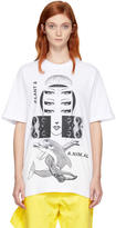 Perks And Mini White Talk Animals T-Shirt