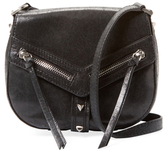 Botkier Trigger Small Leather Saddle Crossbody