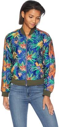 GUESS Women's Long Sleeve Kato Jacket Outerwear