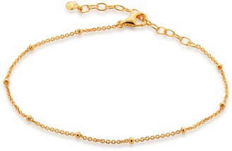 Monica Vinader Bead Station Chain Link Bracelet