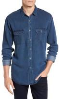Rails Men's Beckford Denim Sport Shirt