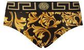 Versace Iconic Baroque Medium Slip Brief