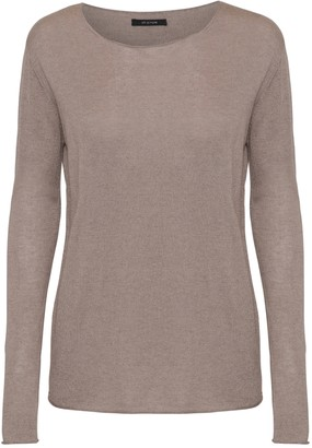 Oh Simple - Silk Cashmere Sweater - XS