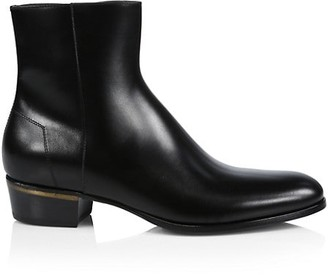 Dunhill Duke Leather Boots