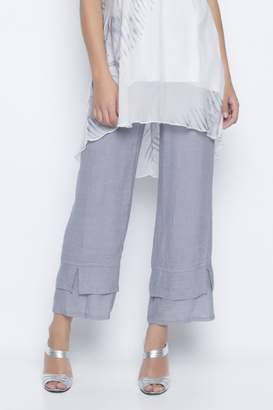 Picadilly Layered Cropped Pants
