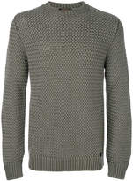 Tod's textured jumper