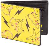 Pokemon Wallet Pikachu All Over Print new Official Bifold
