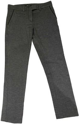 Mason Grey Trousers for Women