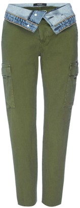 Hudson Foldover Cargo Pants