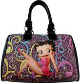 Betty Boop Women's Signature Product Satchel BP2082