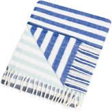 Designers Guild Mattonelle Blanket - 190x130cm - Cobalt