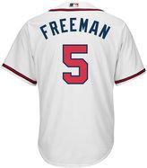 Majestic Men's Freddie Freeman Atlanta Braves Replica Jersey