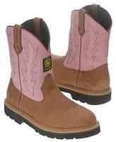 John Deere Kids' Wellington Cowboy Boot Grade School