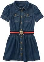 Polo Ralph Lauren Denim Shirtdress Girl's Dress