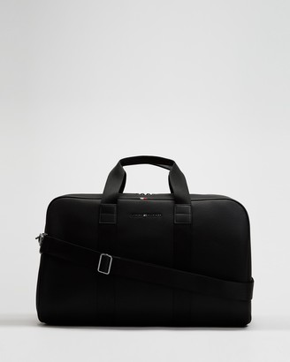 Tommy Hilfiger Men's Black Weekender - Essential Weekender - Size One Size at The Iconic
