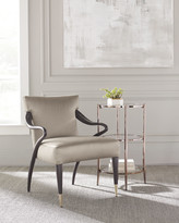 Caracole Swoosh Accent Chair