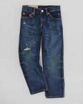 Ralph Lauren Vintage Axton-Wash Jeans, Sizes 2-3