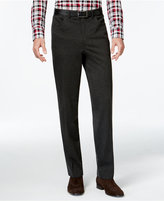 Alfani Slim-Fit Stretch Flat-Front Pants, Only at Macy's