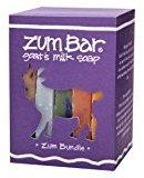 Indigo Wild Zum Bar Goat's Milk Soap Zum Bundle -- 9 oz