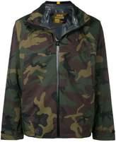 Camouflage Lightweight Jacket