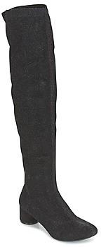 Lollipops ALASTIC HIGHBOOTS women's High Boots in Black