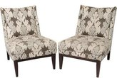 Jonathan Adler Draper Slipper Chairs