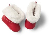 Gap Cozy foldover booties