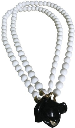 Kenneth Jay Lane Multicolour Pearls Necklaces