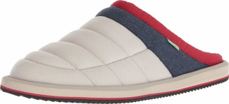 Sanuk Men's Puff N Chill Low LX Loafer Flat