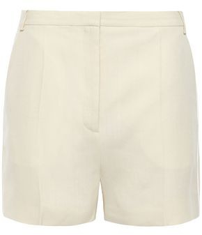 Victoria Victoria Beckham Canvas Shorts