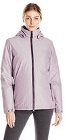 Champion Women's Women's Technical Poly 3-in-1 Systems Jacket With Micro Fleece Inner Shell
