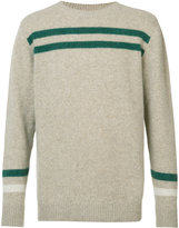The Elder Statesman cashmere Heavy Space jumper - unisex - Cashmere - XS