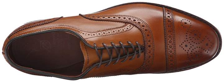 Allen Edmonds Strand Men's Lace Up Cap Toe Shoes