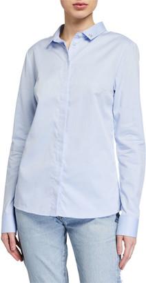 Maison Labiche Love Life Classic Button-Down Shirt
