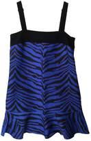 Ungaro Blue Cotton Dress for Women