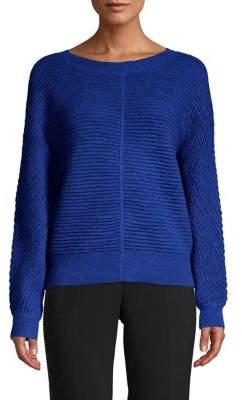MICHAEL Michael Kors Knit Dolman-Sleeve Wool-Blend Sweater