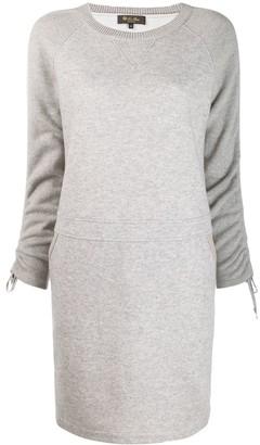 Loro Piana Round Neck Knitted Dress