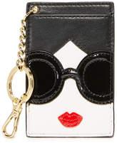 Alice + Olivia Stace Face ID Key Charm
