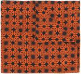 Doppiaa floral print scarf