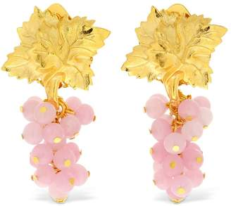 Simona Peracas Statement Earrings