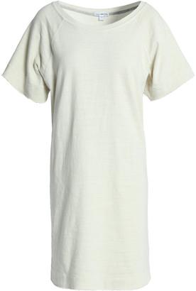 James Perse Slub Cotton-jersey Mini Dress