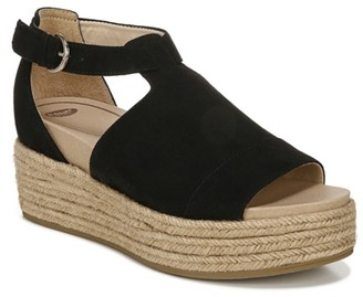 Dr. Scholl's Brie Espadrille Wedge Sandal