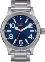 Nixon Men's Stainless Steel Bracelet Watch 46mm A916