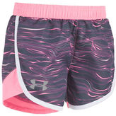 Under Armour Girls 2-6x Girls Abstract Print Shorts