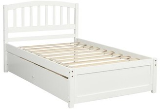 Stanley Furniture Old Low Profile Platform Bed Size: Queen